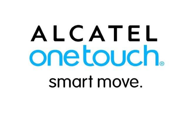 ALCATEL ONETOUCH - SMART MOVE logo