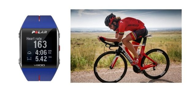 Polar showcases V800 Smart Watch with Iron Distance Triathlon at CES 2015