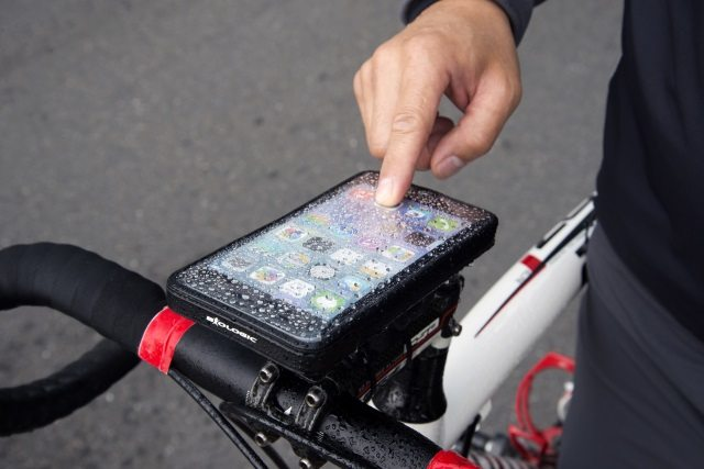 BioLogic Bike Mount WeatherCase for iPhone 6 Plus