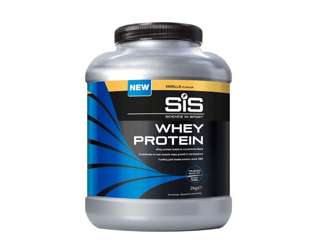 Science in Sport - SiS new Whey Protein- 2KG Vanilla