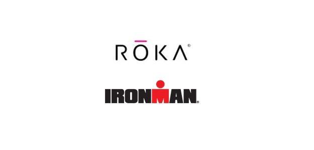 ROKA and IRONMAN logoS