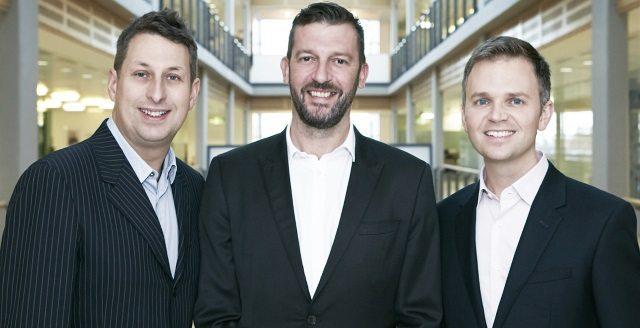 Pentland Brands - Carl Davies, Global Customer Director - Matt Rock, Global Supply Chain Director - and Sean Hastings, Global Marketing Director