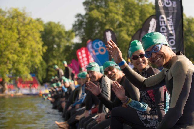 Vitality World Triathlon London 2014