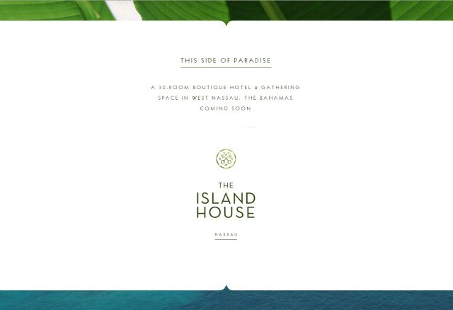 The Island House Hotel - coming soon