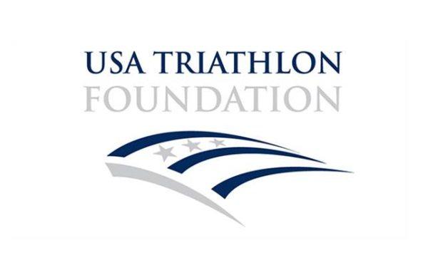 USA Triathlon Foundation logo