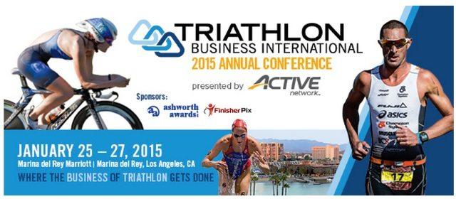 2015 Triathlon Business International - TBI - annual conference