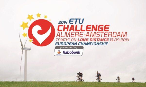 Challenge Almere-Amsterdam to host 2014 ETU Long Distance Triathlon Championships