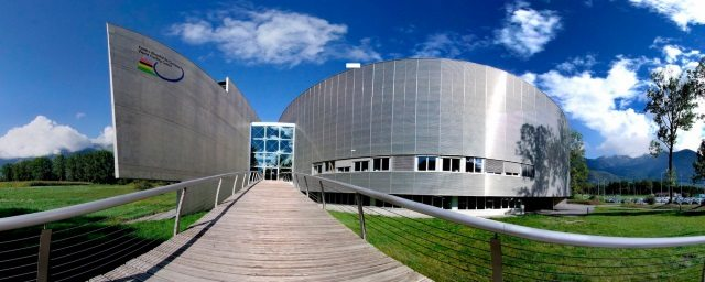UCI World Cycling Center in Aigle, Switzerland