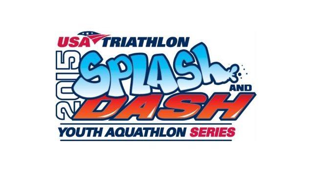 USA Triathlon 2015 Splash and Dash Youth Aquathlon Series