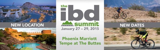 IBD Summit 2015 - new date and venue