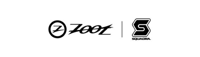 Squadra and Zoot Sports logos