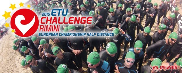Challenge Rimini to host the 2015 ETU European Middle Distance Triathlon Championships