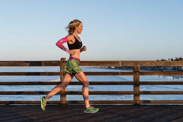 Pro triathlete Alicia Kaye - Triflare Photoshoot