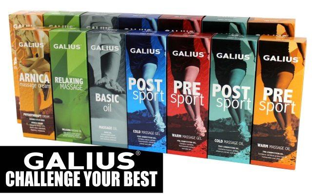 GALIUS SPORT re-brands for 2015