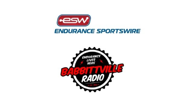 Endurance Sportswire -ESW - and Babbittville Radio logos
