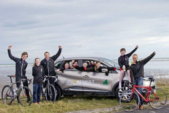 Triathlon Ireland motoring ahead with Renault partnership