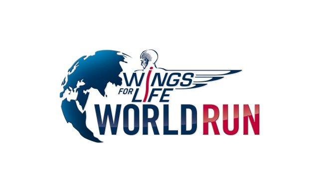 Wings for Life World Run - Run For Life Logo