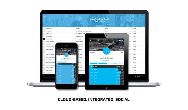 Lapio - mobile dashboard