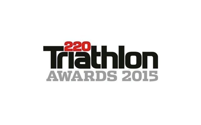 220 Triathlon Awards logo