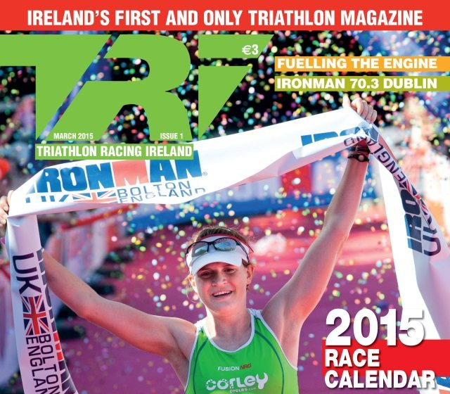 First cover TRI Mag Ireland