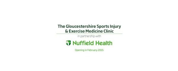 The Gloucestershire Sports Injury and Exercise Medicine Clinic, in partnership with Nuffield Health