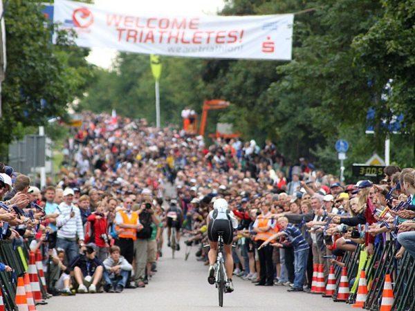 Challenge Roth - iconic bike climb