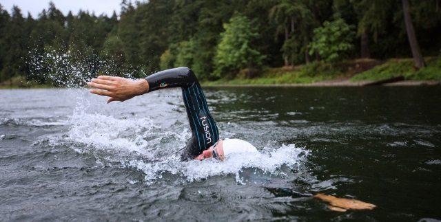 blueseventy mens wetsuit - fusion