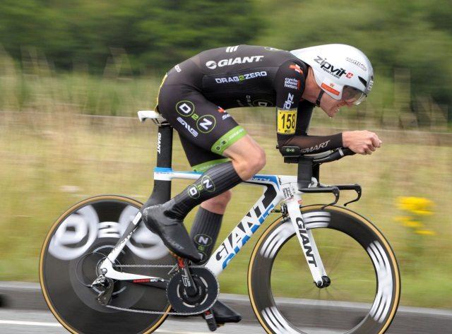 Endura sponsors time trialist Matt Bottrill