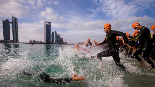 IPIC World Triathlon Abu Dhabi