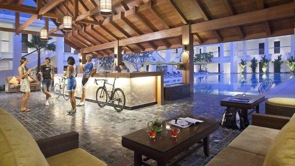 Thanyapura Phuket sports resort in Thailand