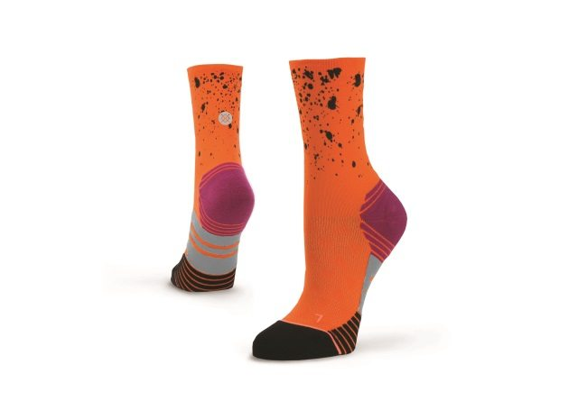 Stance Fusion Run collection - Taper Crew Womens
