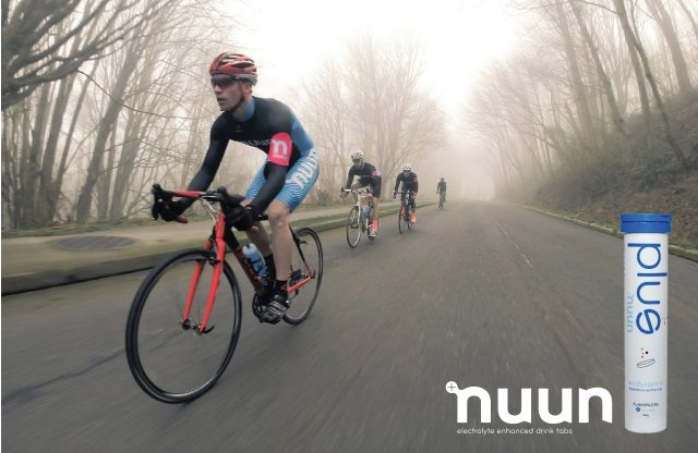 PLUS for Nuun Cycling Image