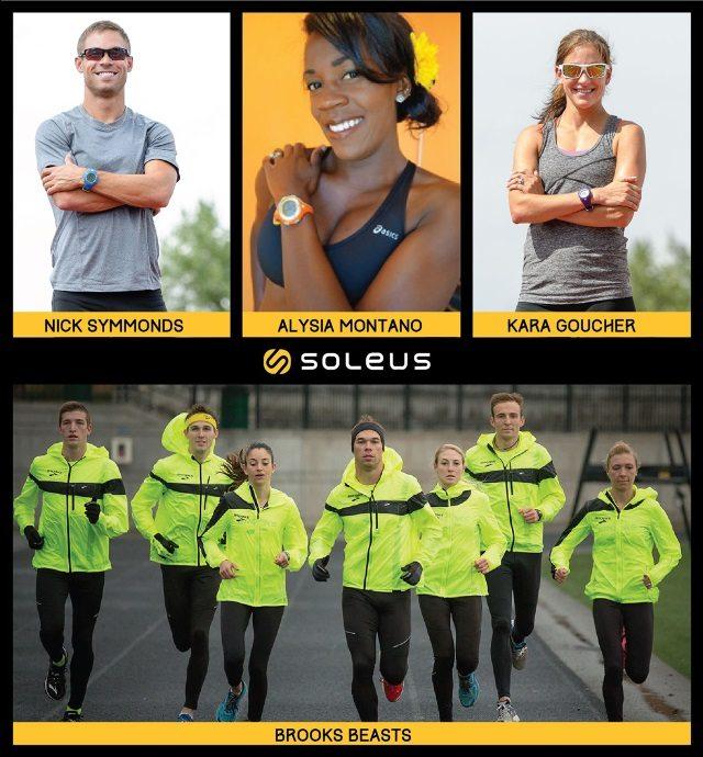 Soleus reinvests in Team Soleus Elite and adds Brooks Beasts