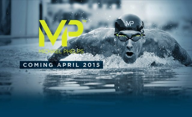 MP - Michael Phelps and Aqua Sphere collaborative brand - coming soon