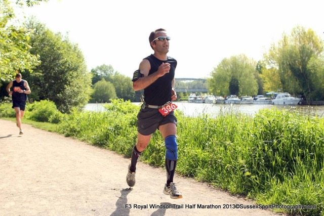 Royal Windsor Trail Half Marathon - F3 Events