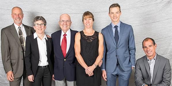 2015 USA Triathlon Hall of Fame Inductees