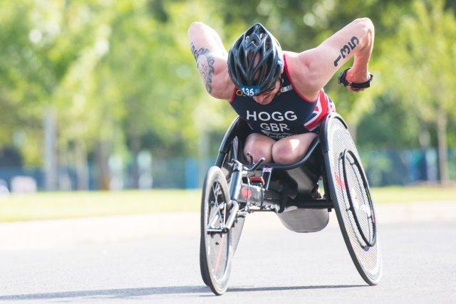 British Paratriathlon - photo credit British Triathlon - David Pearce