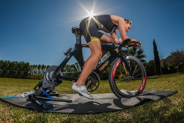 Wahoo Fitness partners with triathlete Diana Riesler for the 2015 season