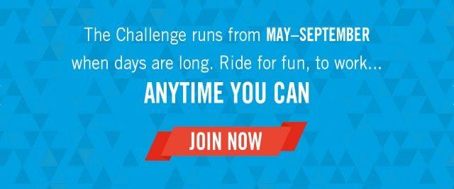2015 National Bike Challenge