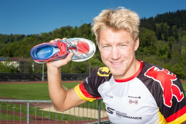 currexSole runs with pro triathlete Nils Frommhold