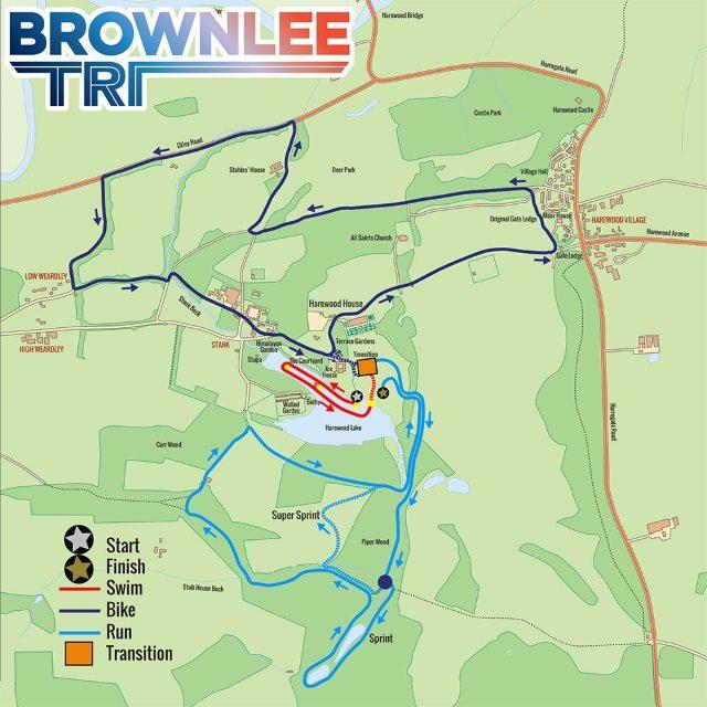 Brownlee Tri 2015 map