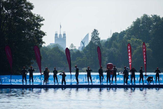 World Triathlon London 2014