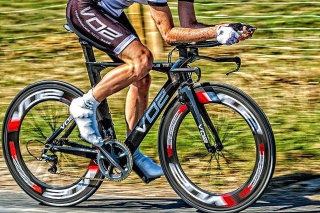VO2 Cycling TT bike