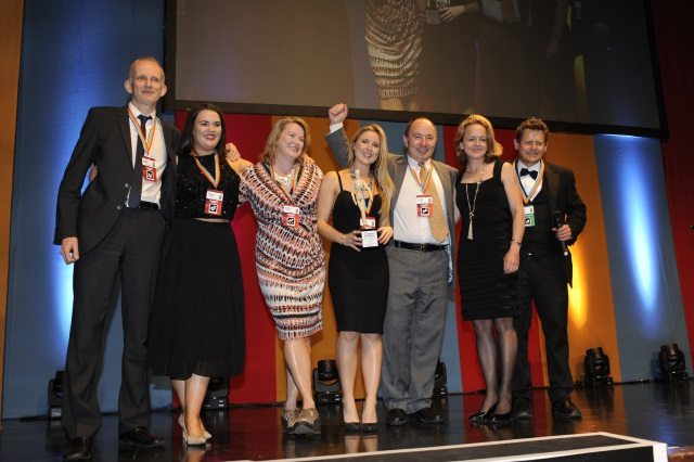 ASICS Greater Manchester Marathon team win Best Marathon award