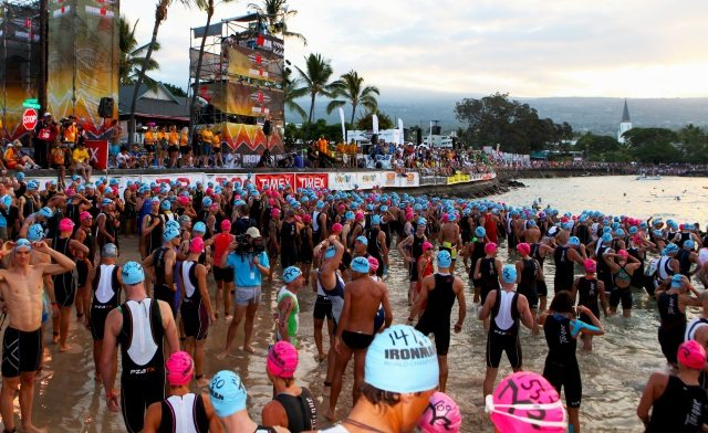 Ironman World Championship - Kona, Hawaii