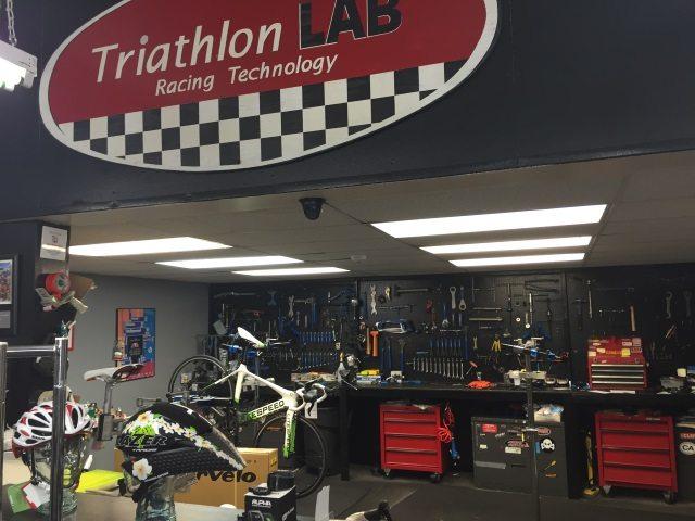 Triathlon LAB store 1