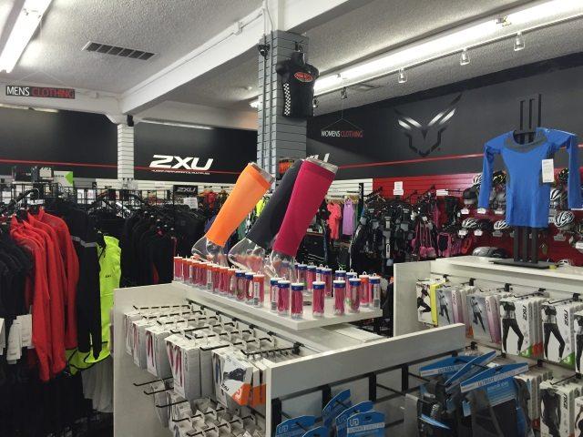 Triathlon LAB store
