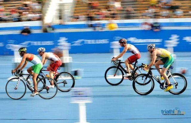 ITU World Triathlon Series - 2014 ITU World Triathlon Grand Final Edmonton - photo ITU Media