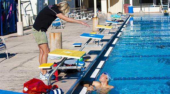 2014 USA Triathlon Training Camp in Scottsdale, AZ - photo Rich Cruse