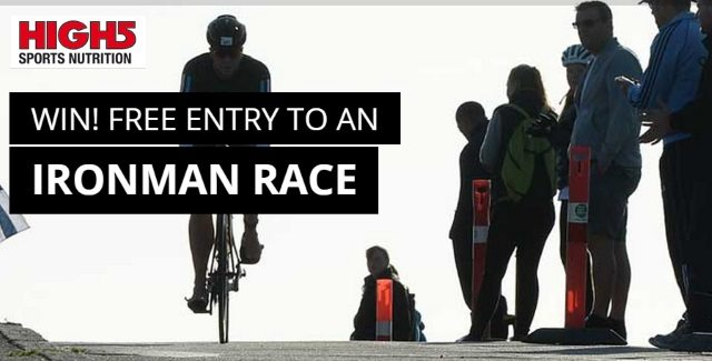 High5 competition to win a free IRONMAN event entry